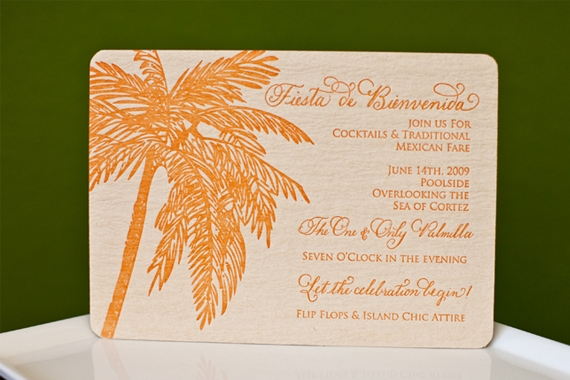 Laura Hooper Calligraphy is a local Los Angeles wedding invitation design company specializing in letterpress and custom artwork.