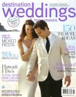 Destination Weddings & Honeymoons Cover Dec '09