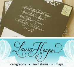 Laura Hooper Calligraphy