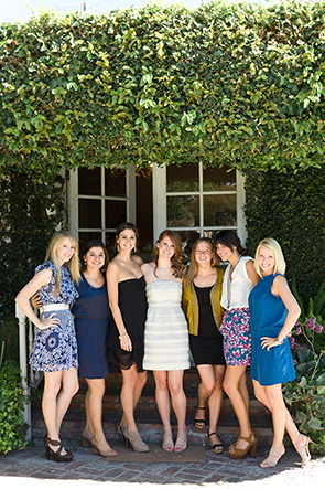 fireplace weddings bridal shower locations los angeles