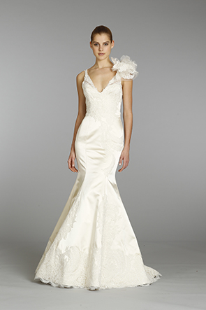 Lazaro Spring 2014 Wedding Dresses | Los Angeles Wedding Planning ...