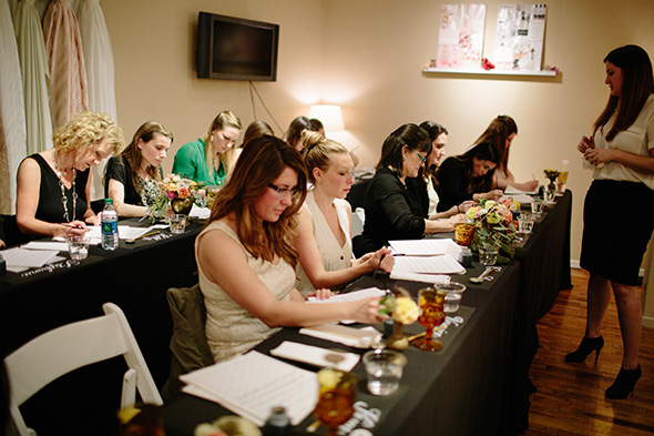 Laura Hooper Calligraphy Classes Los Angeles Wedding
