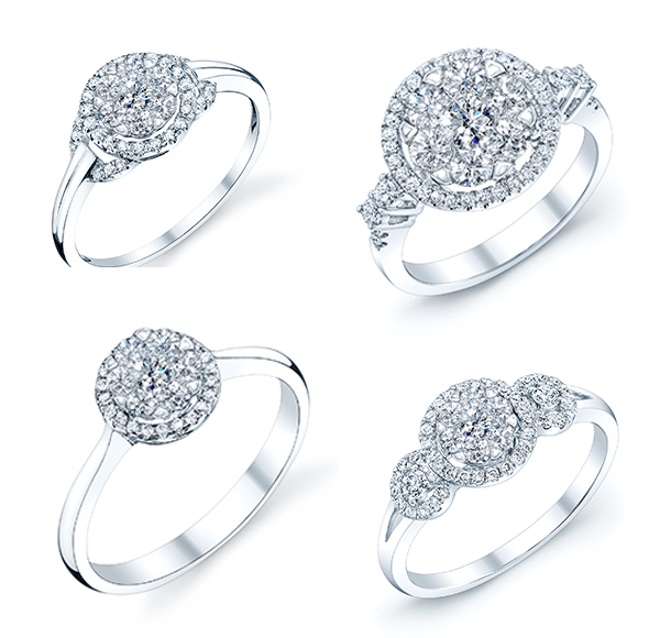 Popular Youth Engagement Rings Unique