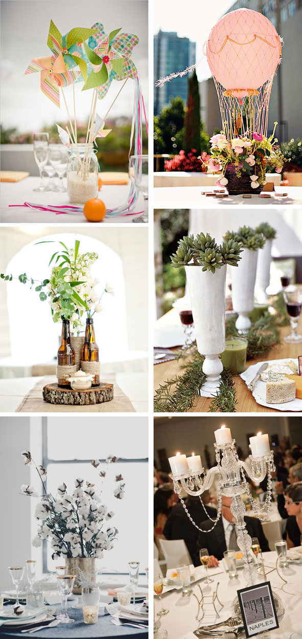 Non Floral Centerpieces For A Wedding Los Angeles Wedding Planning